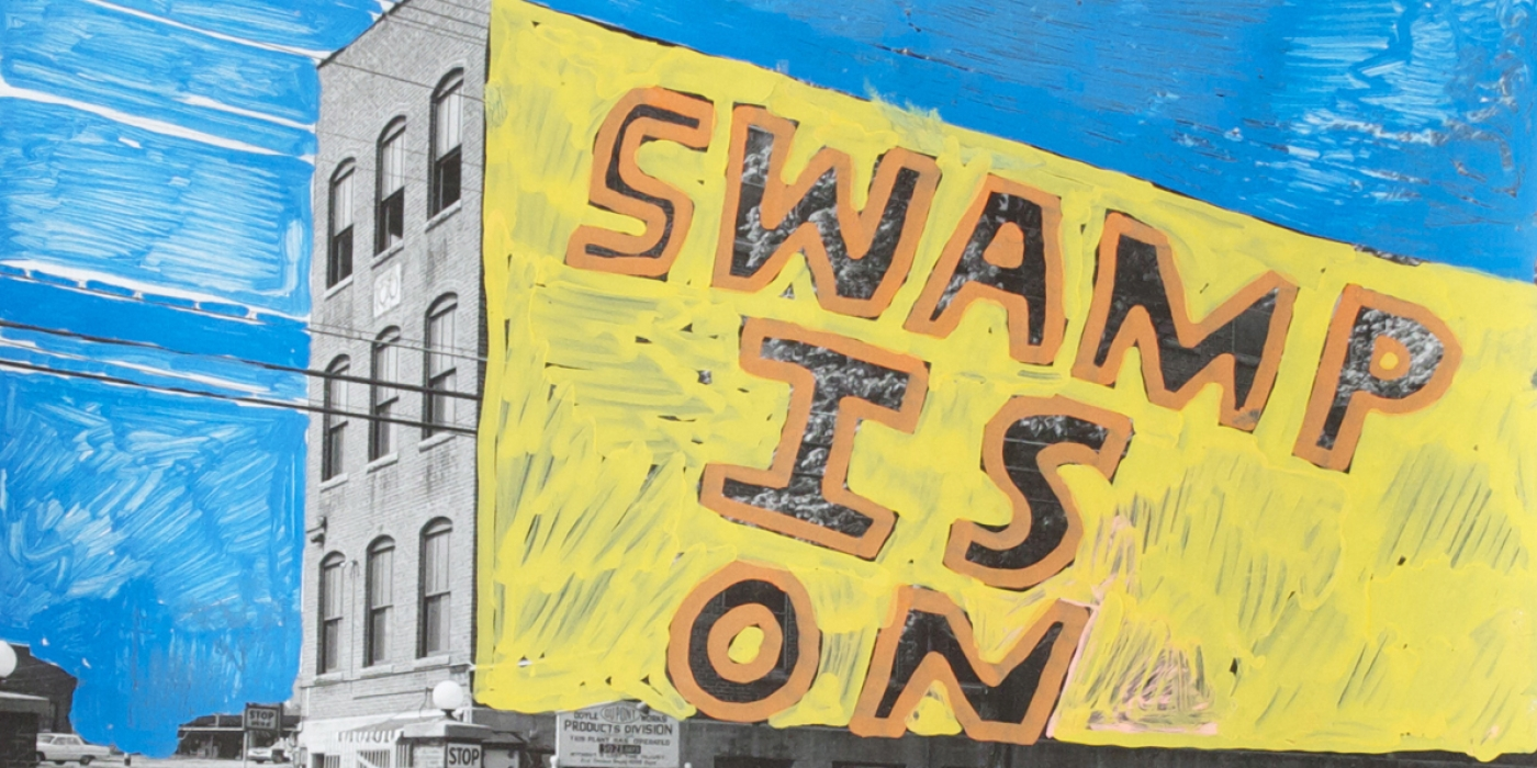 Swamp Is On | Pig Iron Theatre Company