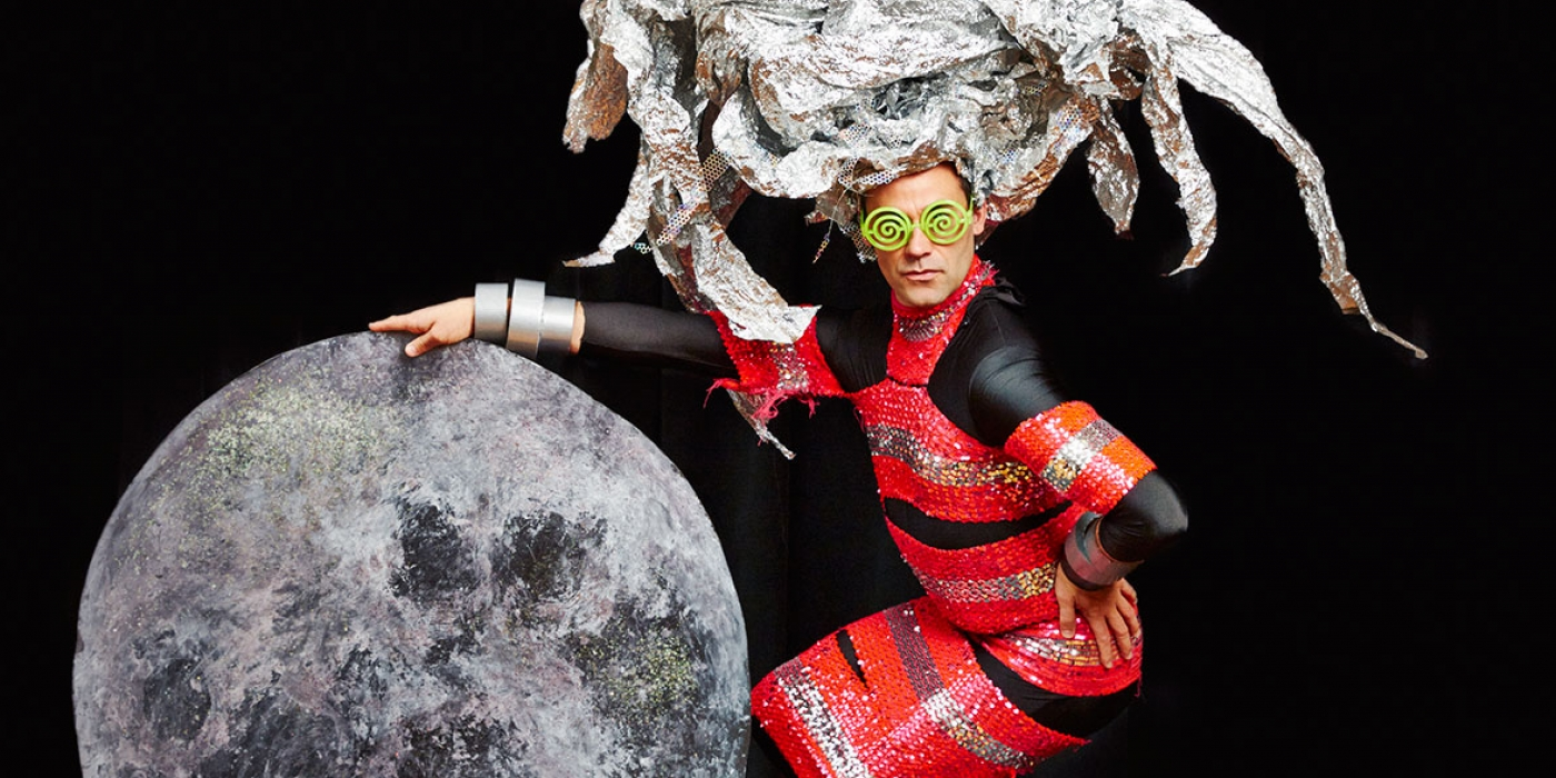 Dito van Reigersberg  in Pig Iron's I Promised Myself to Live Faster