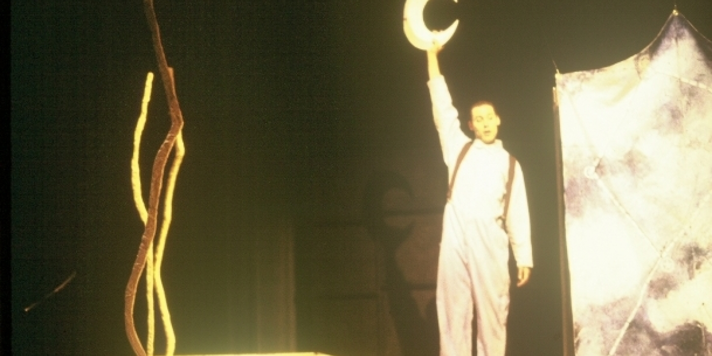 Pig Iron Theatre Company's production of Trip to the Moon