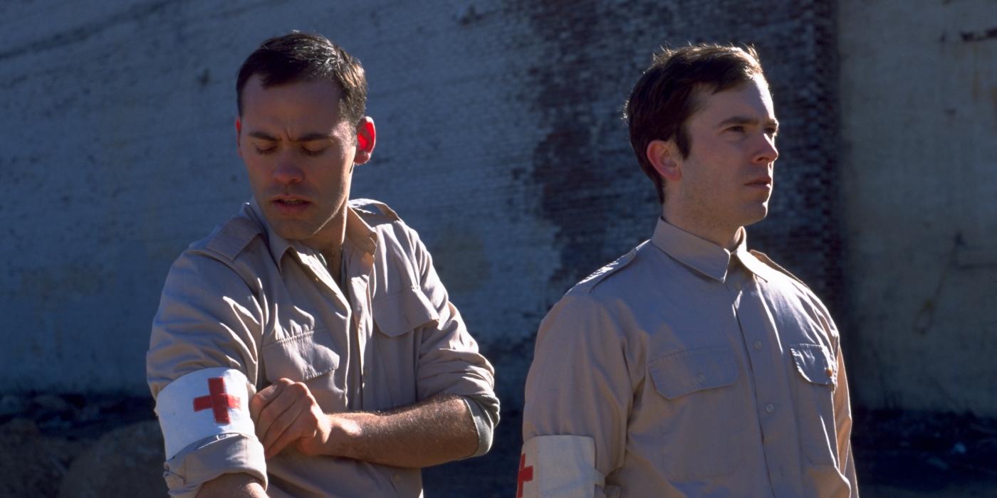 Pig Iron Theatre Company's production of Gentlemen Volunteers