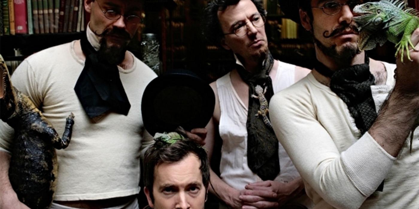 Pig Iron Theatre Company's production of Chekhov Lizardbrain
