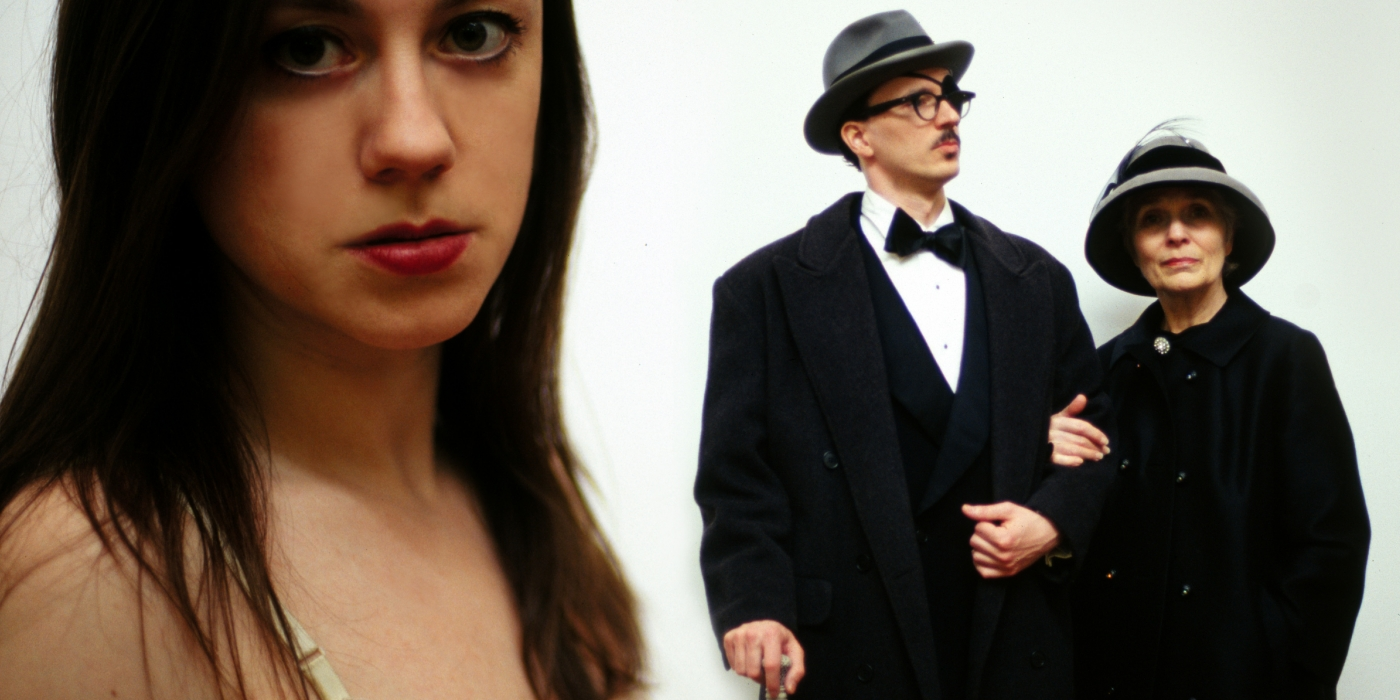 Pig Iron Theatre Company's production of The Lucia Joyce Cabaret