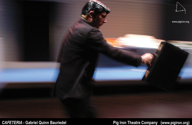 Pig Iron Theatre Company's production of Cafeteria
