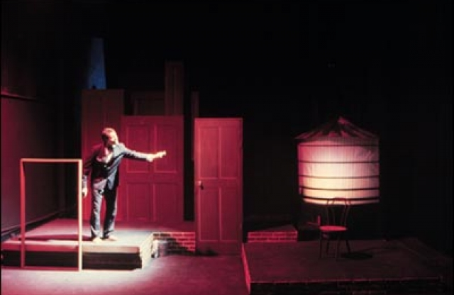 Pig Iron Theatre Company's production of Poet in New York